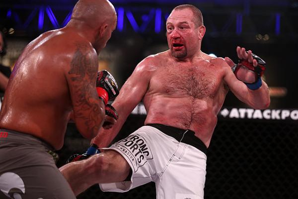 "The ""Janitor"" Vladimir Matyushenko Retires from MMA"