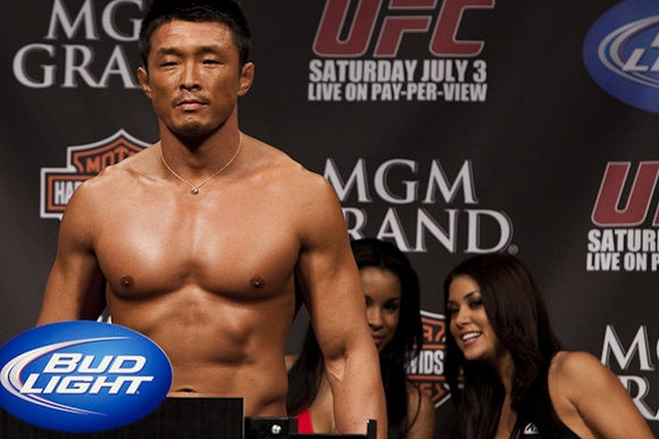 Sexyama returns to the cage at UFC Japan