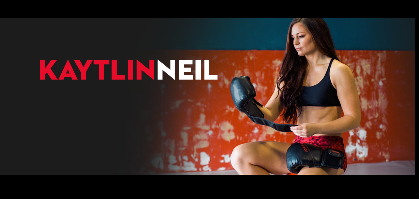 Amateur Spotlight: Kaytlin Neil, Cheerleader to Bantamweight Fighter; 3-0