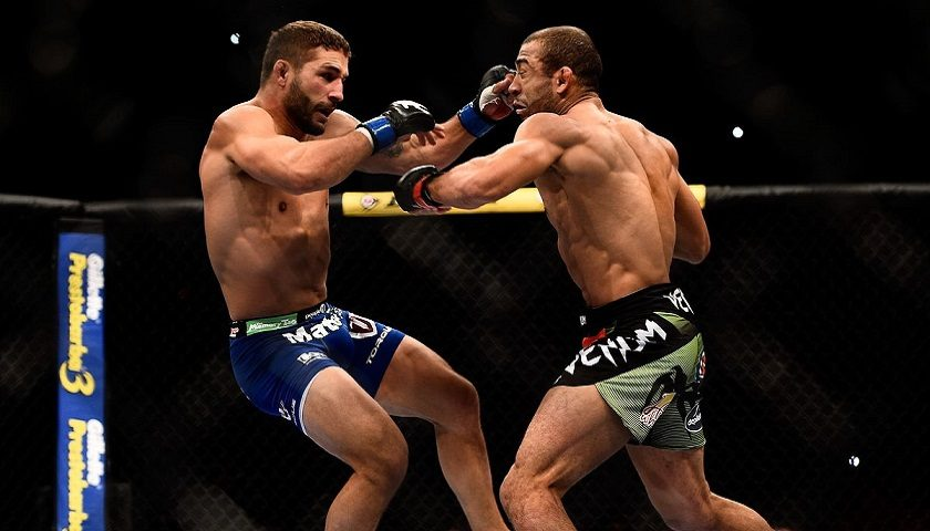UFC 179 Results – Jose Aldo retains title in decision win over Chad Mendes
