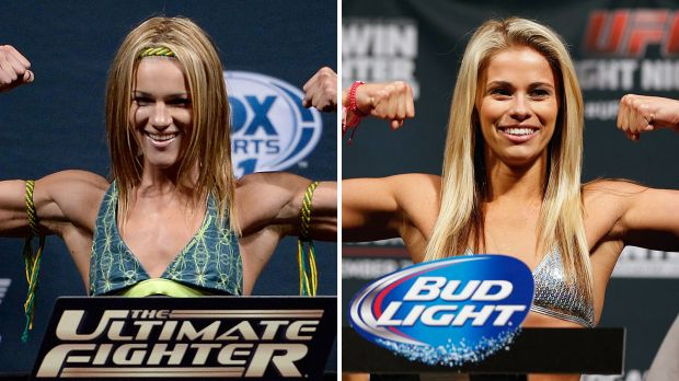 Felice Herrig vs Paige VanZant in Newark