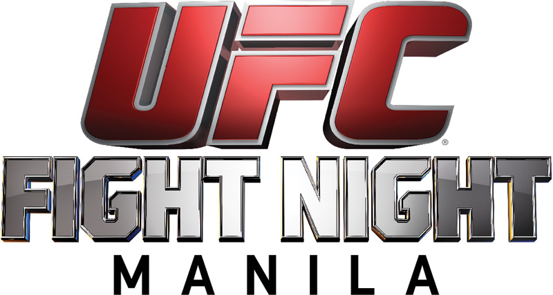 UFC announces first event in Manila