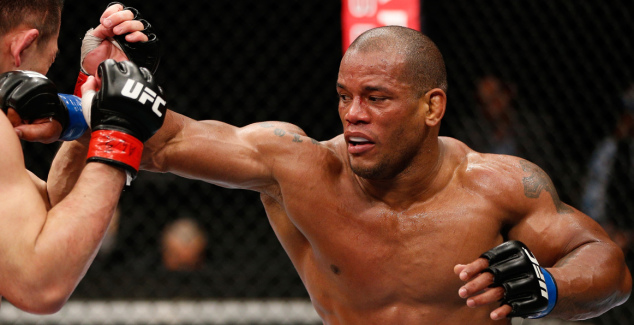 Hector Lombard vs Rory MacDonald set for UFC 186