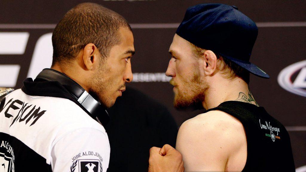Jose Aldo vs Conor McGregor set for UFC 189, July 11 - International Fight Week