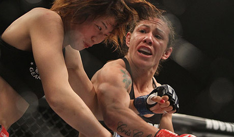 """Cyborg"" To Defend Title At Invicta FC 11"