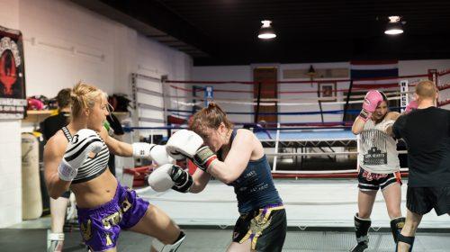 Felice Herrig Seminar @ Stay Fly Muay Thai -- Philadelphia, PA