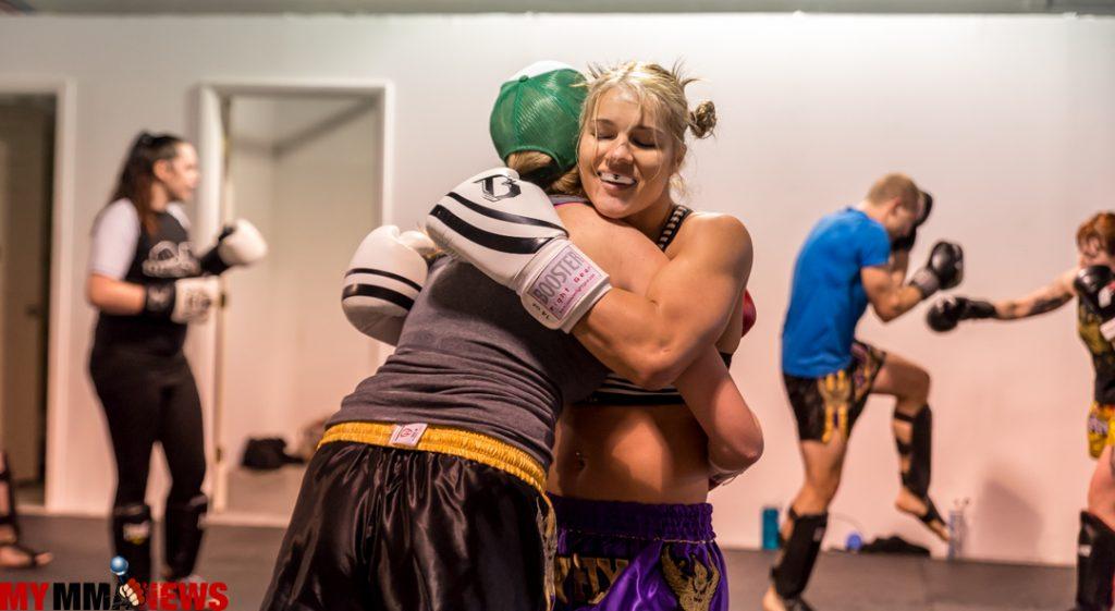 Felice Herrig Seminar @ Stay Fly Muay Thai — Philadelphia, PA