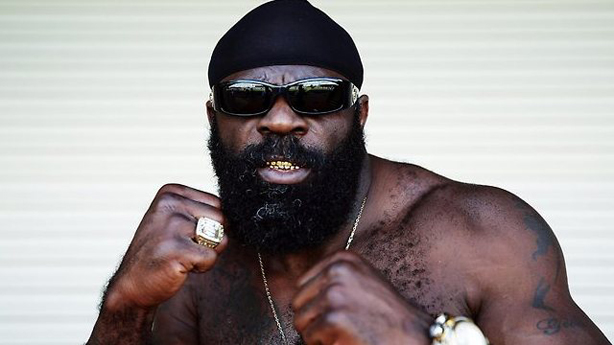 Kimbo Slice signs with Bellator MMA