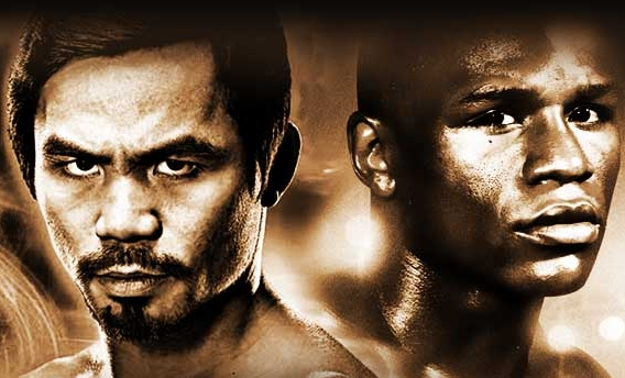 Manny Pacquiao agrees to terms for Mayweather fight