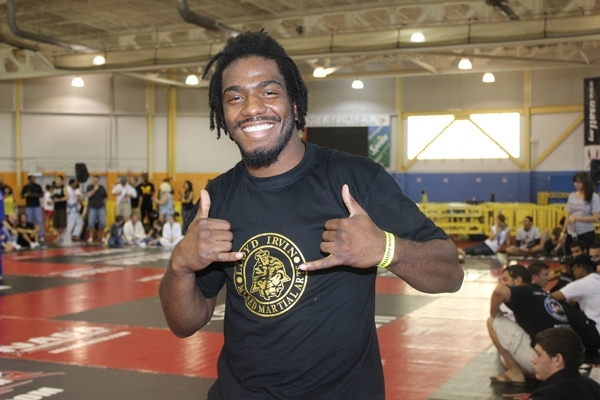 Third Time Is a Charm: Ron Stallings Steps Up To Fight Uriah Hall This Sunday