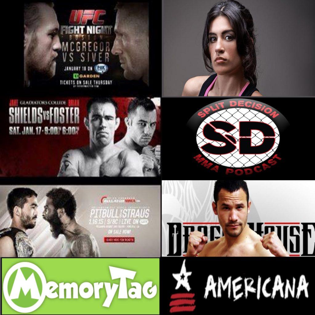 Split Decision MMA - UFC Boston, Mayhem, Jones
