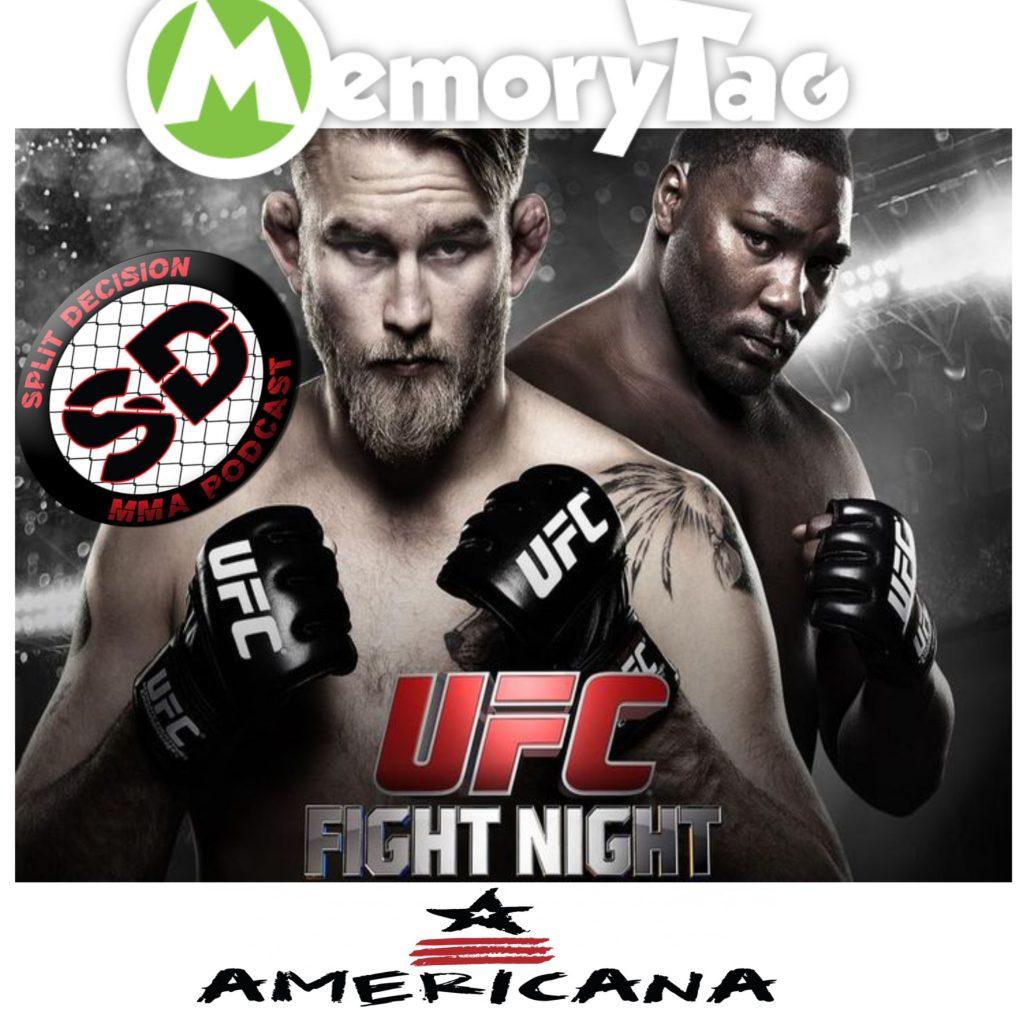 Split Decision MMA - UFC Stockholm, UFC Boston, Dave Herman, Cung, Jones, Rockhold