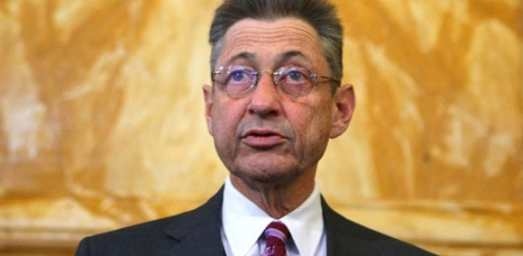 Sheldon Silver to be arrested, Man behind NY MMA ban