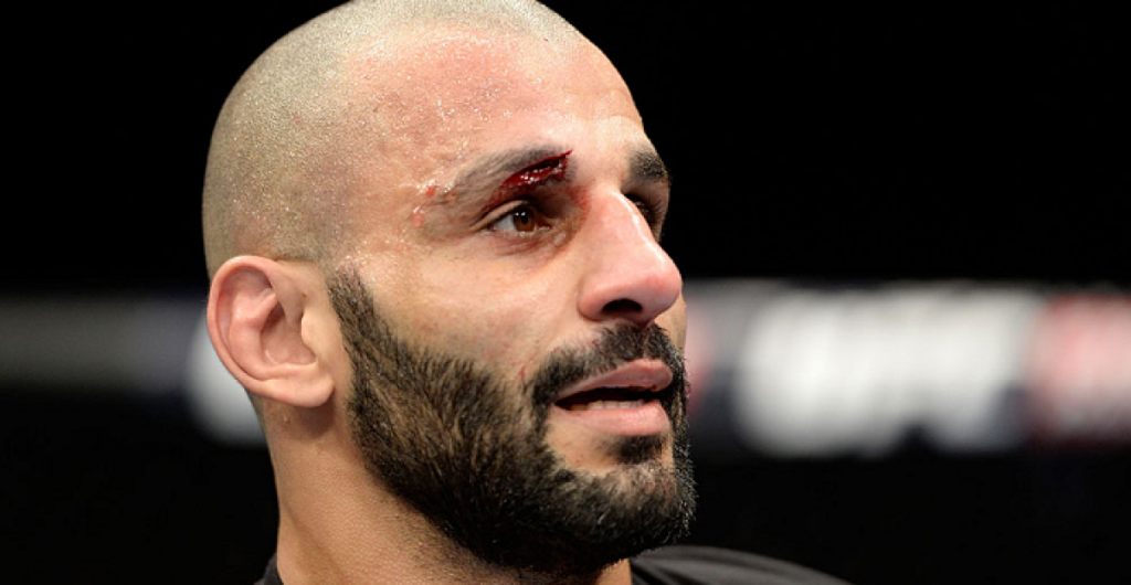 Costas Philippou injured, out of Uriah Hall bout