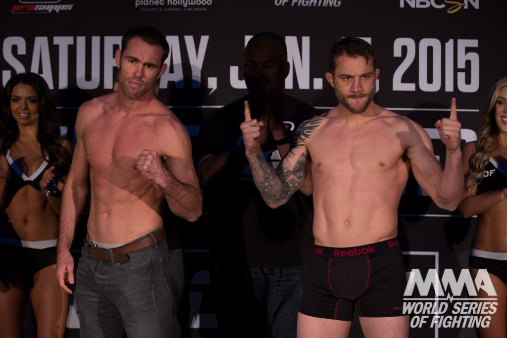 WSOF 17 Weigh-In Results: Shields vs. Foster official for Tomorrow