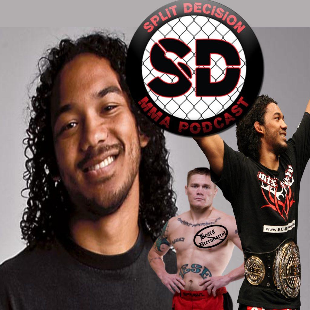 Benson Henderson interview - Split Decision MMA