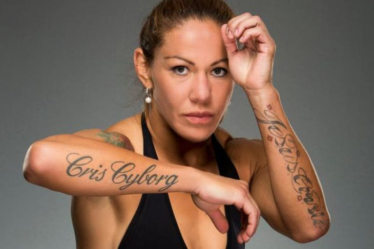 Cris Cyborg pleads not guilty to battery charges for Angela Magana punch