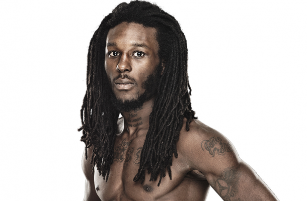 "Desmond ""Predator"" Green – ""If I was rich, I'd fight for free."""
