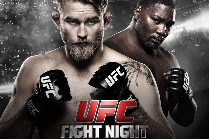 UFC on FOX 14 weigh-in results: UFC Stockholm