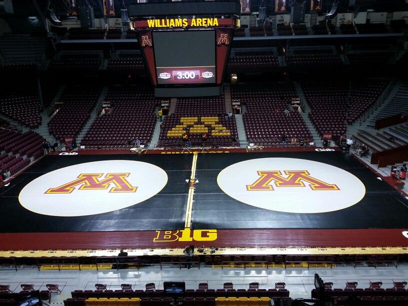 NCAA Wrestling: No. 1 Minnesota vs. No. 2 Iowa Meet For Historic 100th Dual