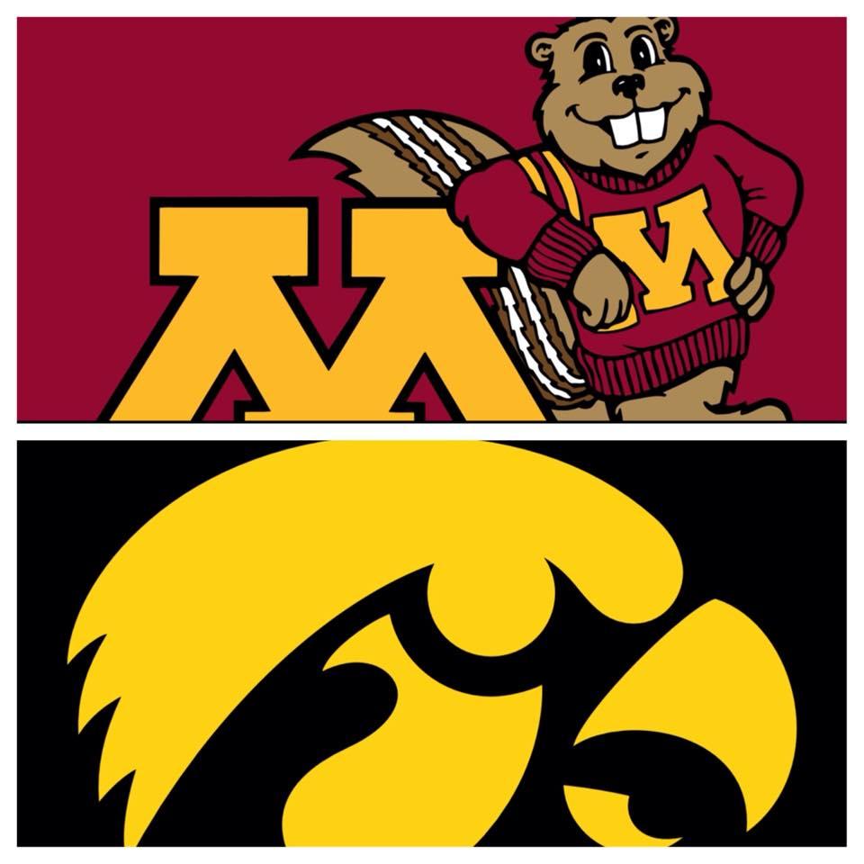 No.1 Minnesota vs. No.2 Iowa Wrestling Results
