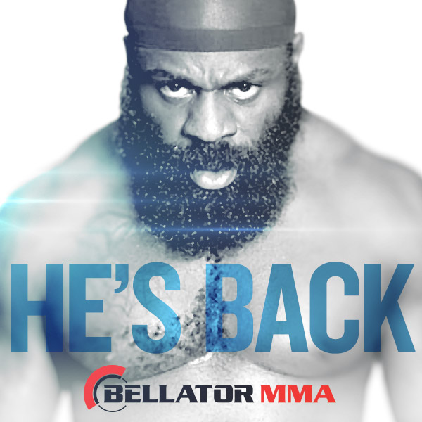 He's Back:  Kimbo Slice officially announced by Bellator