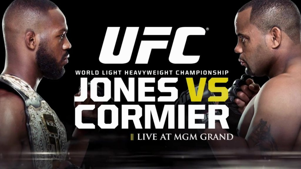 UFC 182 Jones vs. Cormier Weigh-in Results