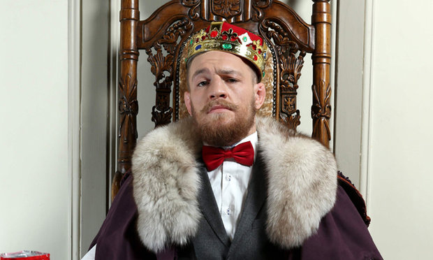 "Conor McGregor: ""I am shaping up to become the Vice President of the UFC"""