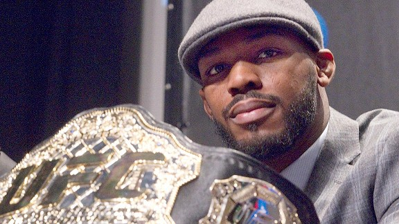 Jones tops $1.3 million UFC 182 payroll