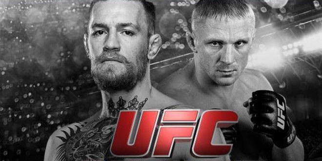 UFC Fight Night Boston Official Weigh-in Results and Video - Conor McGregor vs. Denis Siver