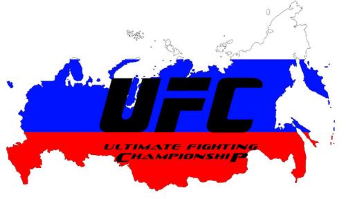 UFC Announces Russian Broadcast Partnership