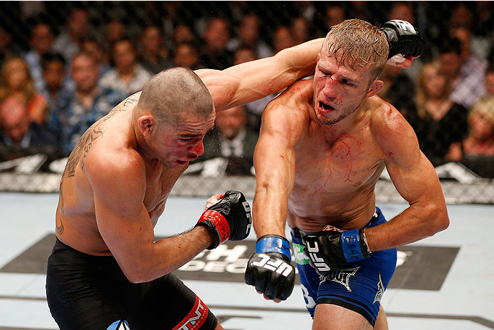 Dillashaw – Barao 2 headlines UFC 186 in Montreal