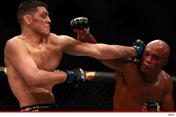 Nick Diaz's Trainer OVERTURN THE FIGHT ... Silva Is a Cheater