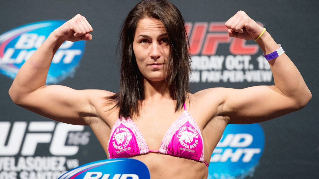 Jessica Eye talks Cyborg, Ronda, Miesha, and Fallon Fox