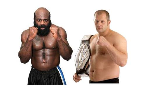 Fedor vs Kimbo in Bellator?