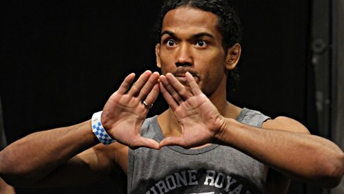 Benson Henderson steps up for Broomfield, Colorado main event