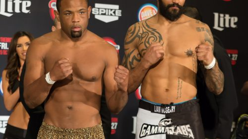 Bellator 134 weigh-ins