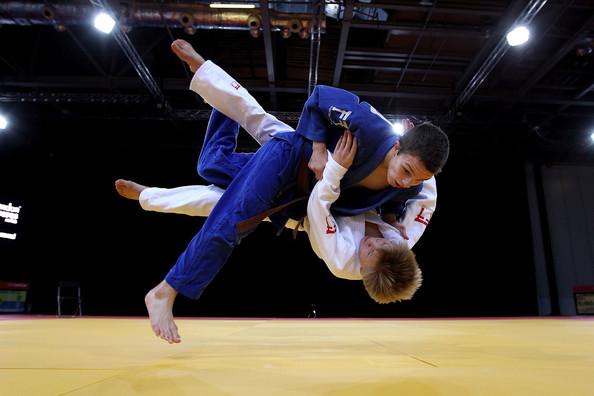 UFC to sponsor European Judo championships