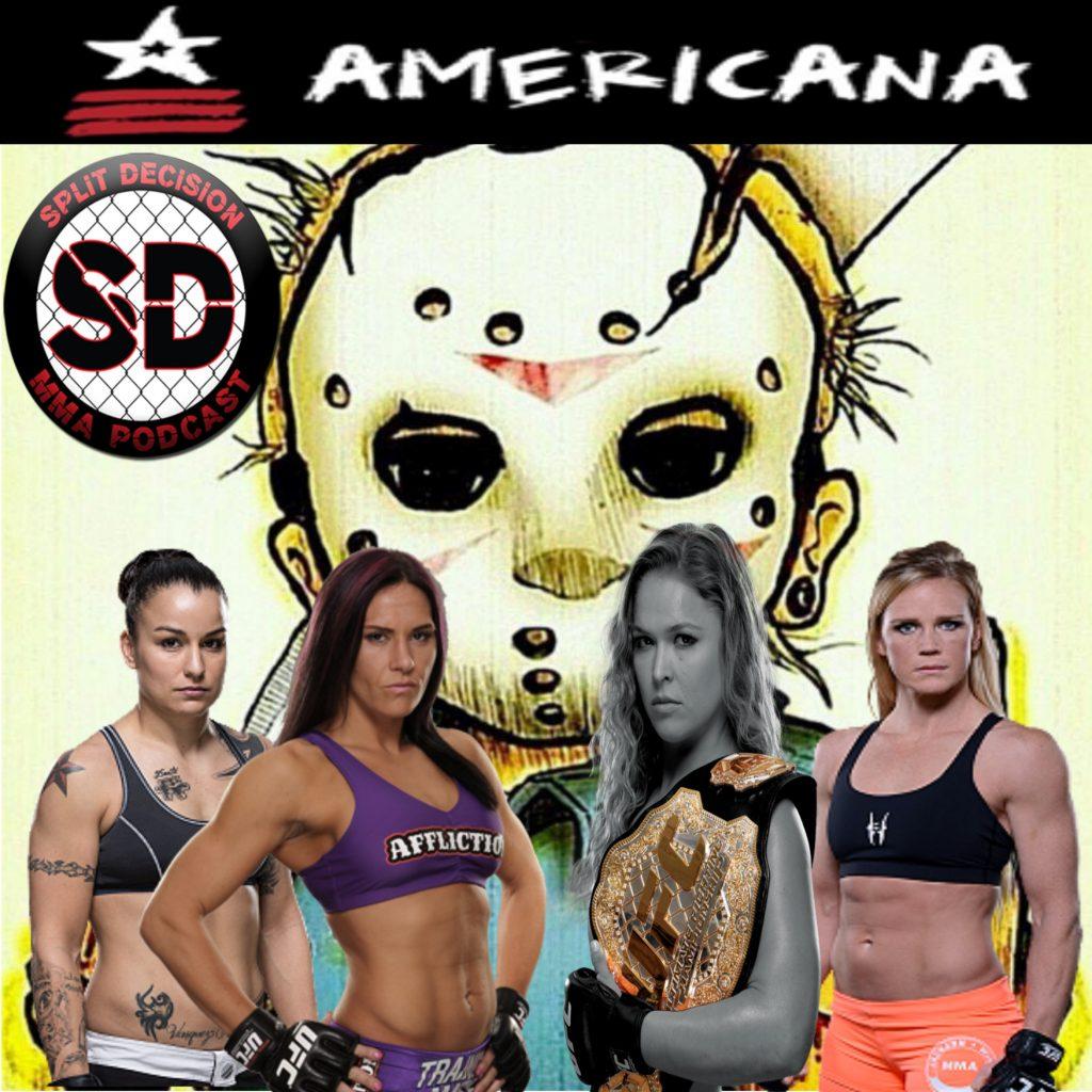 Split Decision MMA Podcast - UFC 184, MMA News, Fatty, Kimbo, Shamrock, Rogan, Fedor, CM Punk