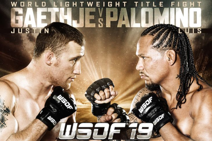 WSOF 19 Heads to Phoenix's Comerica Theatre on March 28; Tickets on Sale Tuesday
