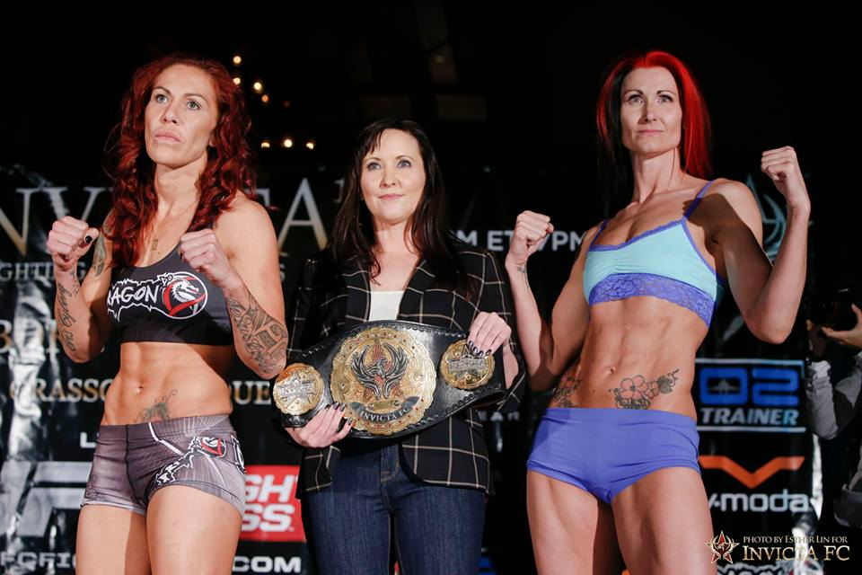 Invicta FC 11 Results: Justino vs. Tweets