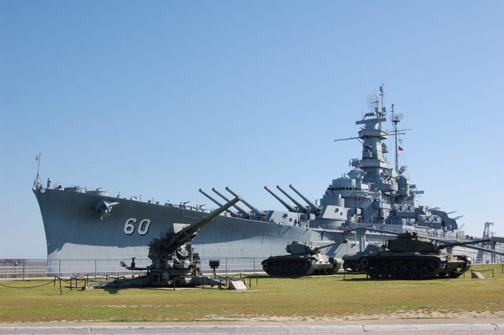 Historic Titan FC Championship Fight Weigh-In To Take Place on USS Alabama