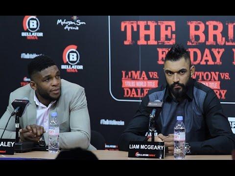 """Bellator MMA: British Invasion"" adds seven preliminary contests, including Butler vs. Diekmann, Juarez vs. Ward, Butcher vs. McCrory"
