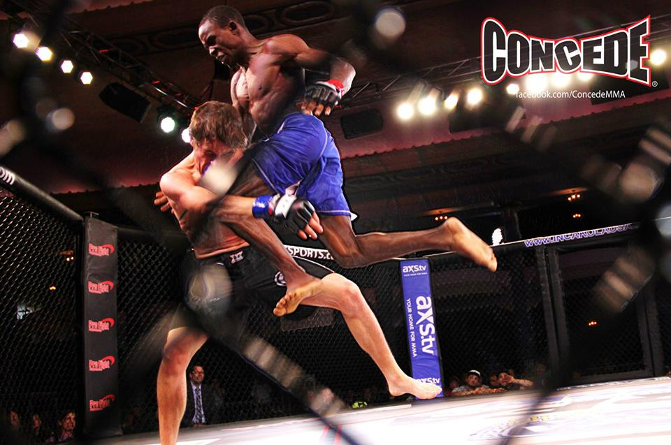 "Fighter Spotlight: Ode ""The Oddity"" Osbourne Makes Pro Debut At NAFC's 'Explosion At The Expo'"
