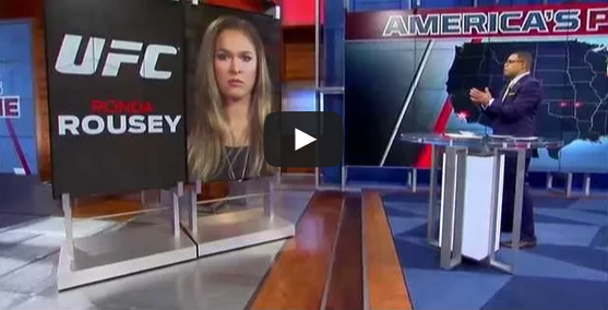 Ronda Rousey talks UFC drug testing policy ahead of UFC 184
