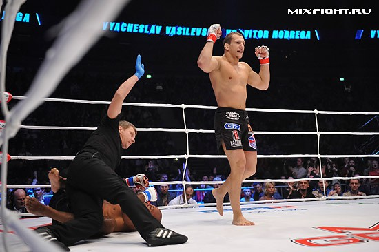 Vasilevsky vs Emeev II middleweight title fight to headline Apr 10th M-1 Challenge 56 in Moscow