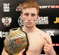 "Brett ""The Pikey"" Johns - Coming to America: Bantamweight title shot at Titan FC 33"