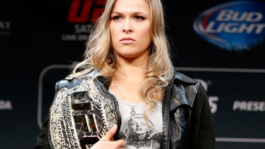 How Can Ronda Rousey Lose?