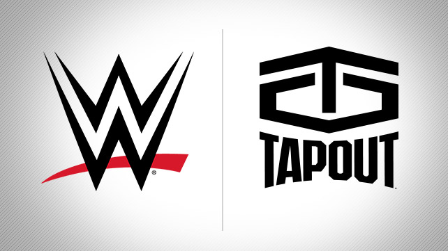 TapOut partners with WWE