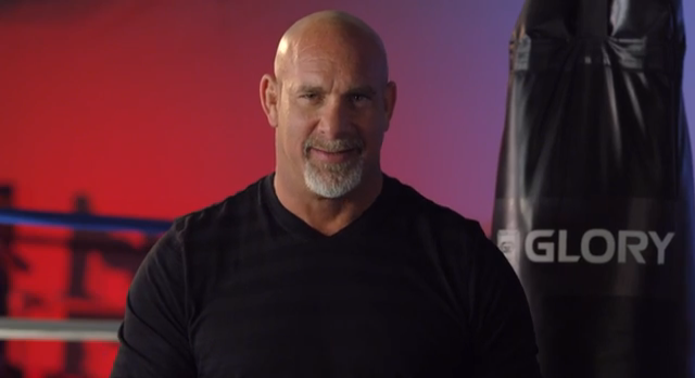 Bill Goldberg Hosts Top 10 Knockouts: Glory Kickboxing – Tomorrow Night on SPIKE TV